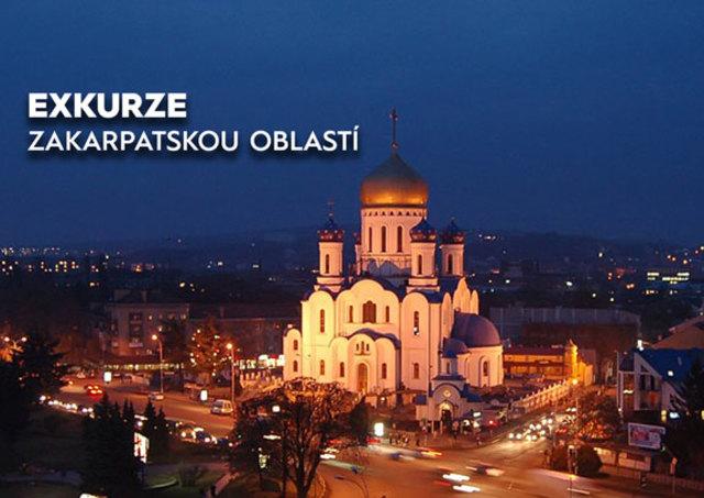EXKURZE zakarpatskou oblastí a městy