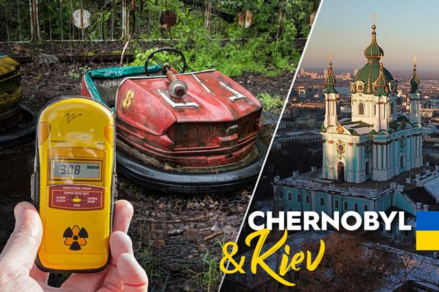 CHERNOBYL & KIEV TOUR (1 os.)