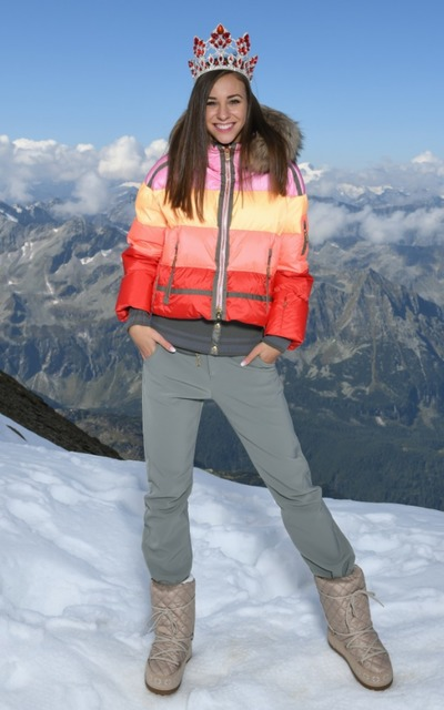 I vincitori sono stati portati a Kaprun, le montagne hanno anche goduto di Nela Slováková, Lenka Vacvalová e Míša Nosková!
