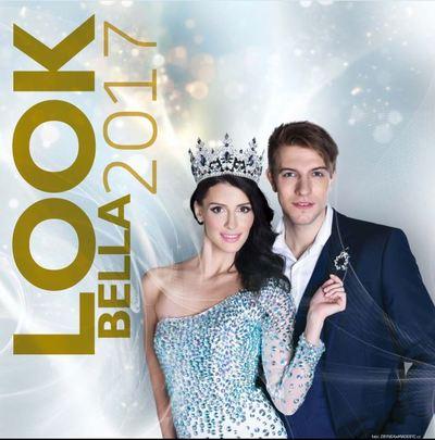 Soutěž krásy Look Bella 2017 a její XIV. ročník startuje castingy již v září!!!