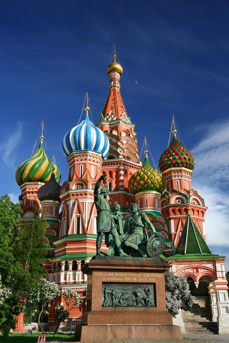 Vzhůru na volby do Ruska