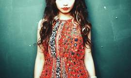 Asijská móda
