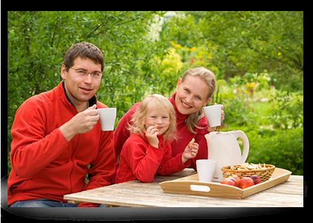 Zdraví pro celou rodinu