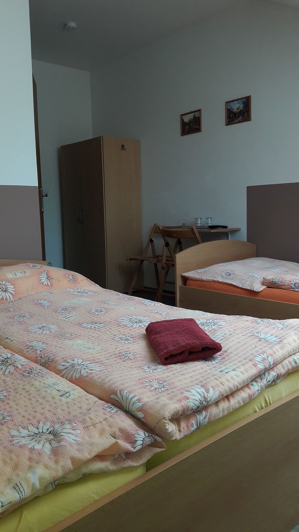 Triple Room With Double Bed And One Single Bed
