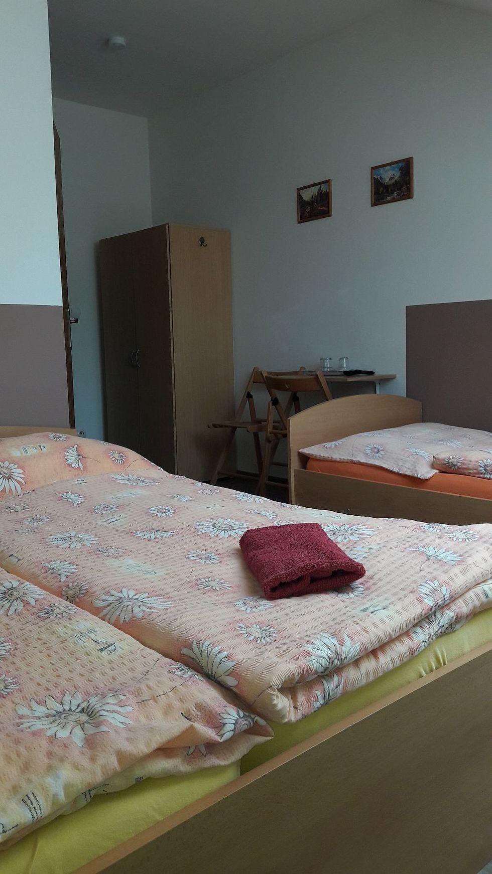 single room double room